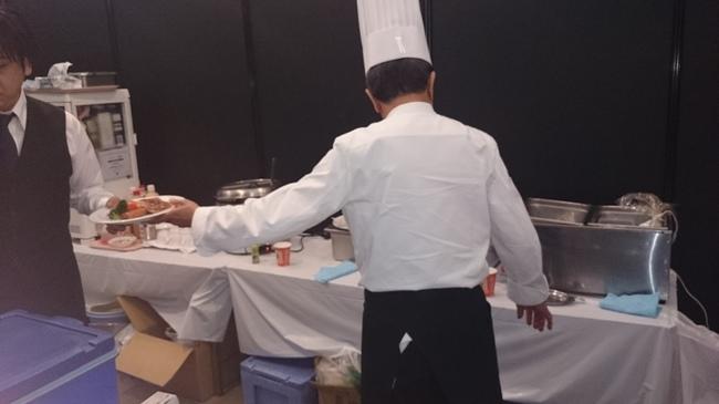 コック 料理人 料理長 レストラン